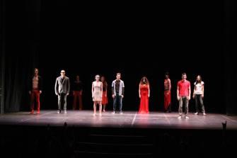 Los colores de la danza, teatro Góngora